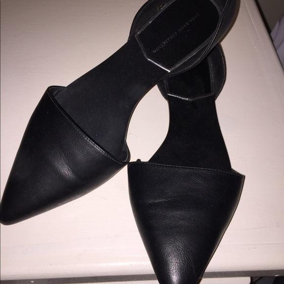 cf895171b23 Zara pointed toe flats. M 5a60c006a44dbeadf0b441d9